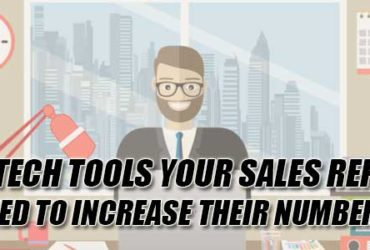 Tech Tools for Outside Sales Reps
