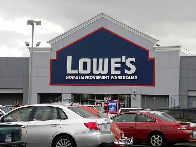 Lowes and Home Depot Downsizing presents opportunities