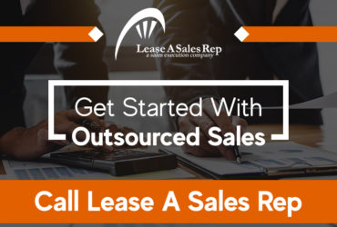 Why You Want to Outsource Sales when Buying a Company